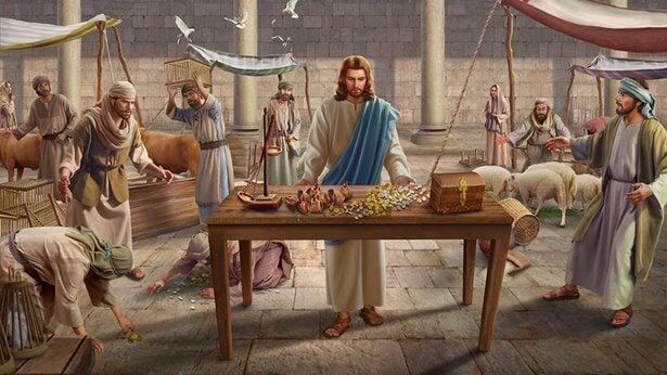 العظة على الجبل    أمثال الرّبّ يسوع    الوصايا