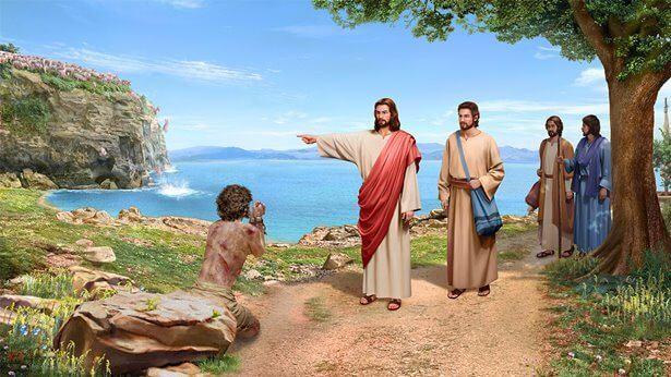 الرب يسوع يُوبّخ الفريسيّين