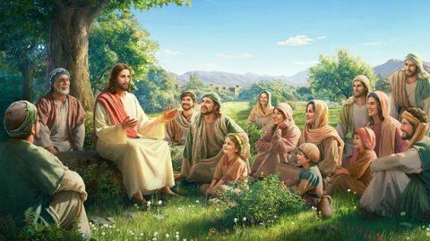 ما وعظَ به الرب يسوع في عصر النعمة كان الطريق الوحيد للتوبة