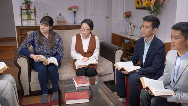 معتقدات كاثوليكية: لقد رحبتُ بعودة الرب
