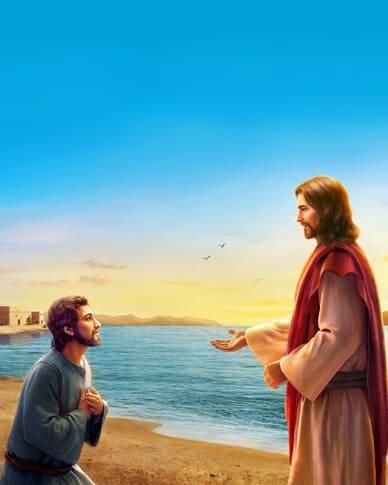 الملكوت | شخصيات الكتاب المقدس | بطرس | لماذا أعطى الرب يسوع مفاتيح ملكوت السماوات لبطرس
