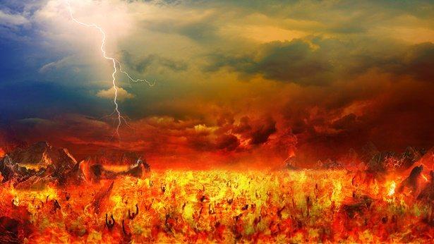 ماذا ستكون نتيجة حكومة الحزب الشيوعي الصيني والعالم الديني بعد أن يدينا الله ويقاومانه بجنون؟