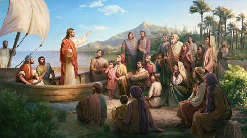 التجسد فى المسيحية | تجسد الكلمةتجسد الكلمة | الاختلافات الجوهرية بين الله المُتجسِّد وأولئك الذين يستخدمهم الله