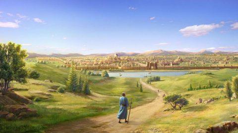 قصص من الكتاب المقدس   مشاعر الخالق الصادقة نحو البشرية