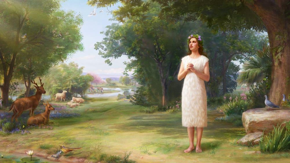 قصص من الكتاب المقدس | الله يخلق حواء