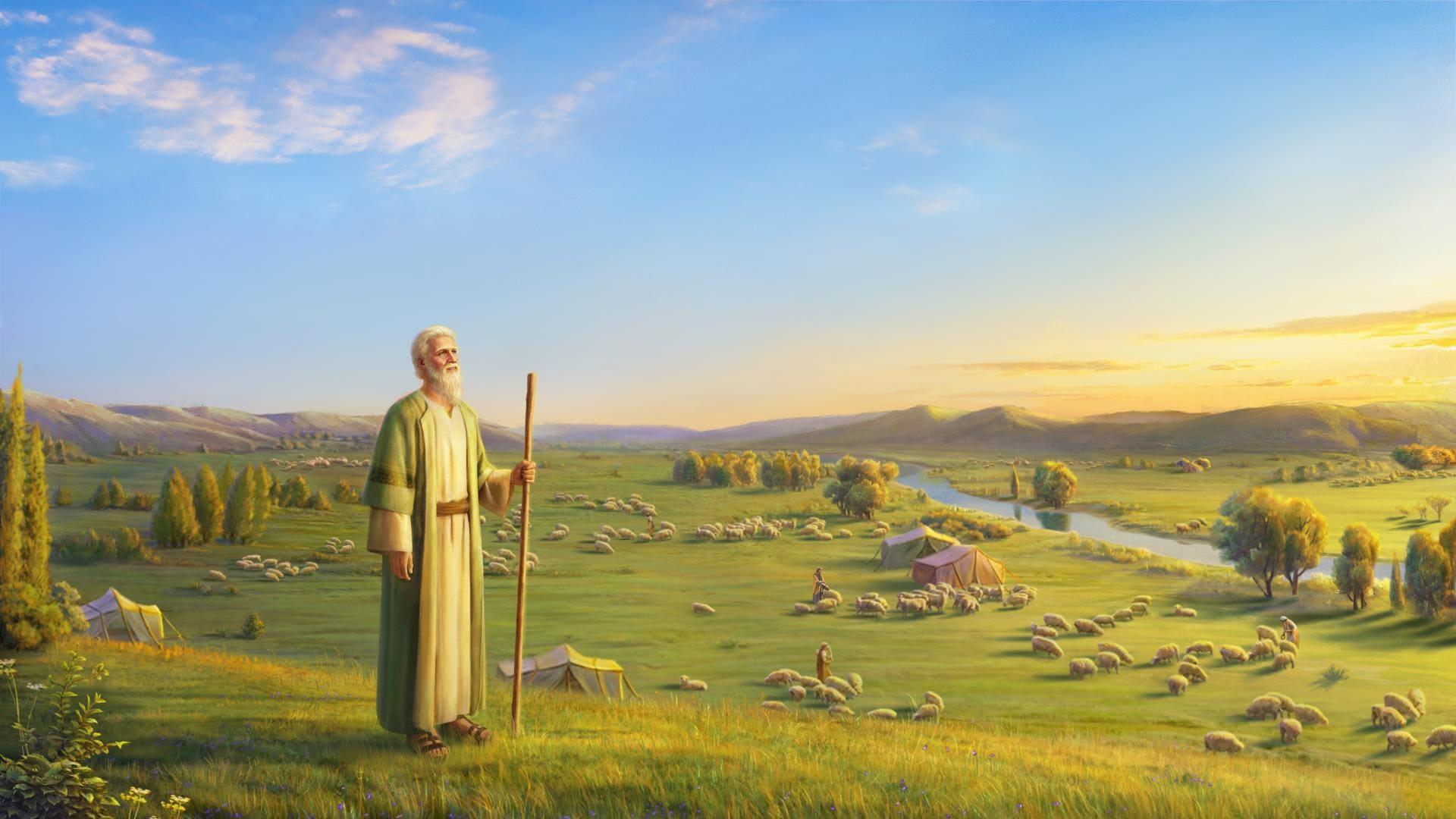 إيمان أيُّوب بالله لا يتزعزع لأن الله مخفيٌّ عنه
