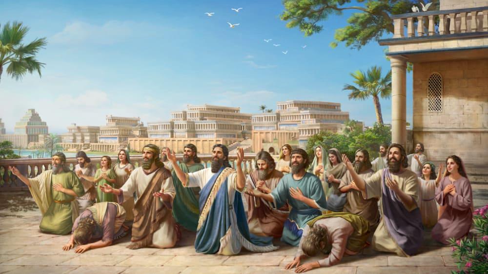 قصص من الكتاب المقدس | إن كان إيمانك بالله صحيحًا، فستحصل على رعايته في كثير من الأحيان