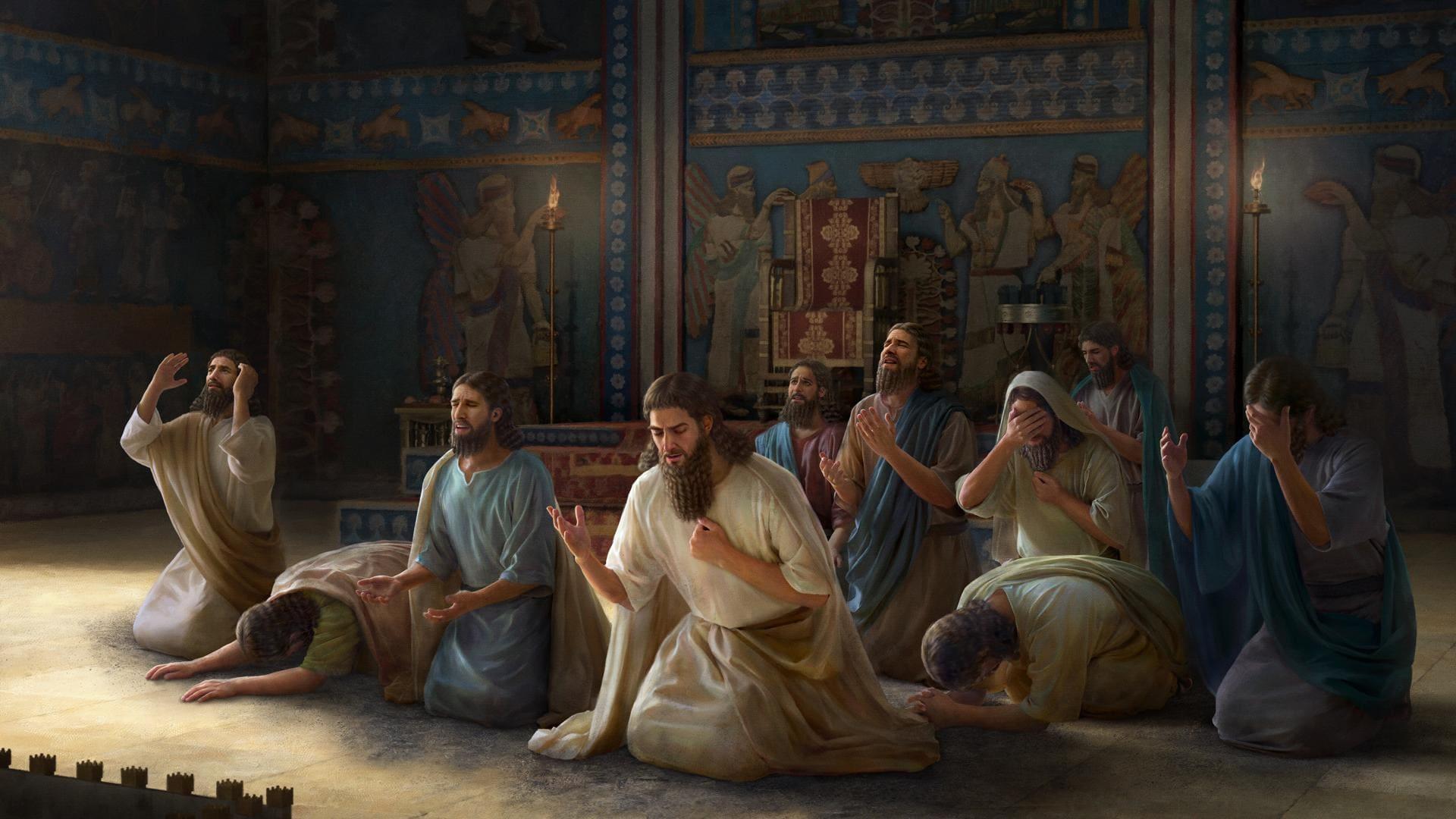 الله يرى التوبة الصادقة في صميم قلوب أهل نينوى