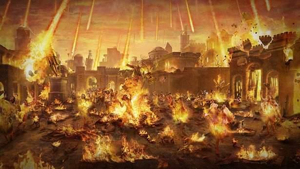 قصص من الكتاب المقدس | على الرغم من أن غضب الله مخفي ومجهول للإنسان، فإنه لا يفوِّت أي مخالفة