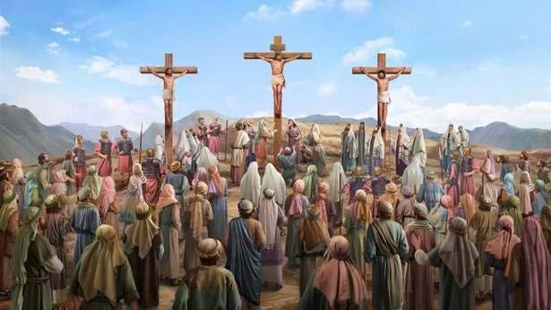 """إماطة اللثام عن: المعنى الحقيقي لقول """"قَدْ أُكْمِلَ"""" الذي تحدث به الرب يسوع على الصليب"""