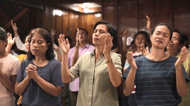 كيفية صلاة المسيحيين: كيف تصلي حتى يسمعك الله